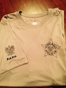 Policja Shirt (front)
